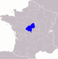 Location of Berry