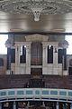 Bethesda, Stoke-on-Trent 11, Interior, Organ and Ceiling Rose.jpg