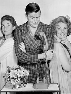 I, Darrin, Take This Witch, Samantha 1st episode of the first season of Bewitched