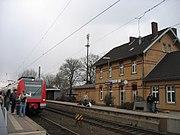 S-Bahnhof Nievenheim