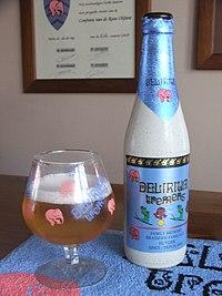 Bière Délirium tremens.JPG