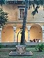 Biblioteca Classense-primo chiostro.jpg