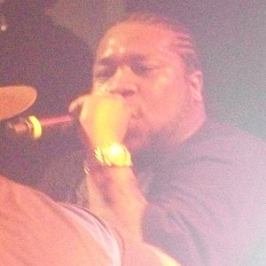 Big Pooh - Performing in Atlanta, Georgia in March 2008.