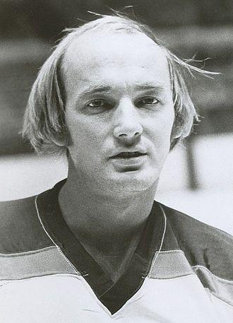 Bill Goldsworthy - Goldsworthy in 1976