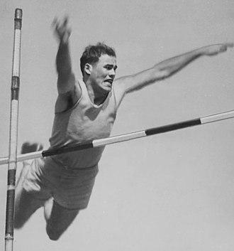Bill Graber - Graber in 1934