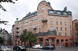 Birger Jarlsgatan 27, Norrmalm, Stockholm, Sweden - 20100918. jpg