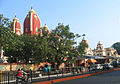 Birla Mandir - Delhi, views around (12).JPG