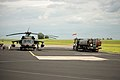Black Hawks SHAPE 3 and SHAPE 4 leave Chièvres Air Base 150429-A-BD610-088.jpg
