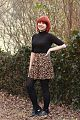 Black Turtleneck T-shirt, Leopard Print Skater Skirt, and Heart Print Tights (16919126582).jpg
