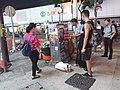 Black dark night 香港反對逃犯條例 Anti-HK bill demo against extradition bill protect CWB Yee Wo Street Hennessy Road July 2019 SSG 20.jpg