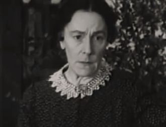 Blanche Friderici - Blanche Friderici in  Man of the Forest (1933)