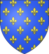 Blason de Saint-Denis.svg