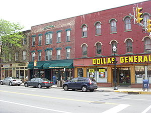 Bloomsburg Historic District - Image: Bloomsburg, Pennsylvania (37)