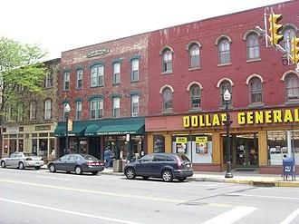 Bloomsburg Historic District - Image: Bloomsburg, Pennsylvania (37)