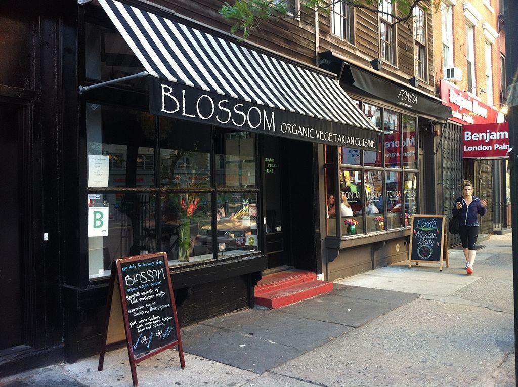New York Vegan Fast Food