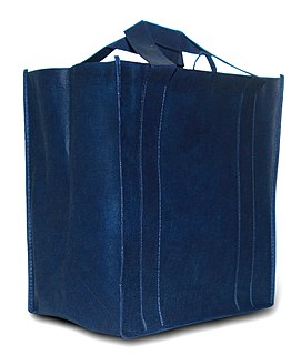Reusable shopping bag type of shopping bag which can be reused many times