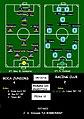 Boca Juniors-Racing Club Fecha 12 Primera división Argentina 4 de diciembre de 2016 (4-2), En la Bombonera.jpg