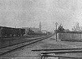Bocznice Dworca Petersburskiego w Warszawie ok. 1900.jpg