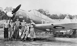 No. 4 Squadron RAAF - Image: Boomerang 4sqn (AWM PO2531.013)