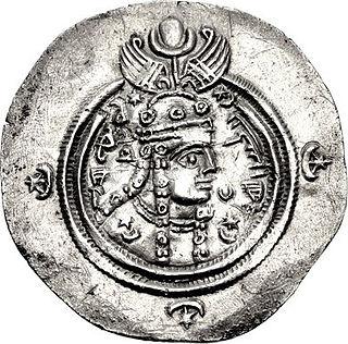 Boran Sassanid queen