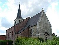 Borchtlombeek (Roosdaal, Belgium) - Church of Saint Amand.jpg