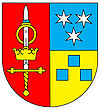 Coat of arms of Bořislav