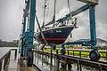 Borka Getting Dry Docked (7315911528).jpg