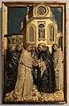 Bottega dei de donati, san pietro marrtire si accommiata dai fratelli, milano 1497.jpg