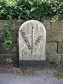 Boundary Stone - Arthington Lane - geograph.org.uk - 1408560.jpg