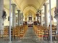 Bousignies-sur-Roc (Nord, Fr) église, intérieur.jpg