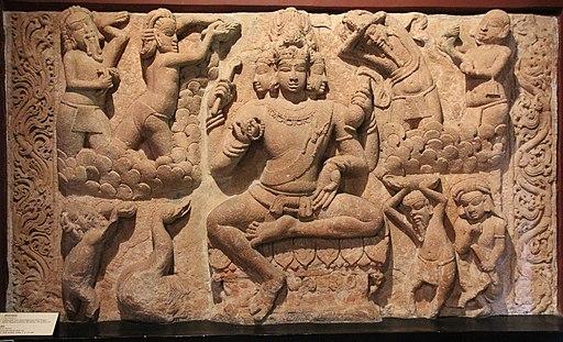 Brahma idol