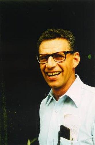 Branko Grünbaum - Branko Grünbaum in 1975