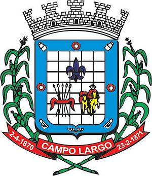 Campo Largo, Paraná - Image: Brasao Campo Largo