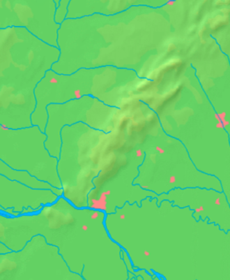 Báhoň - Image: Bratislava Region background map