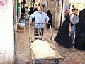 Bread Seller, Kashan Bazaar - panoramio.jpg