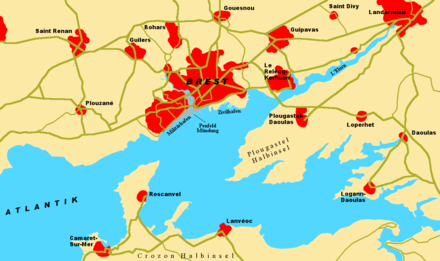 Brest and its surrounding area Brest.png