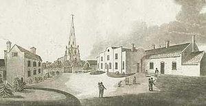 William Budworth - Brewood Grammar School in 1799