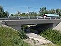 Bridge, Szent László Stream, Route 8101, 2017 Bicske.jpg