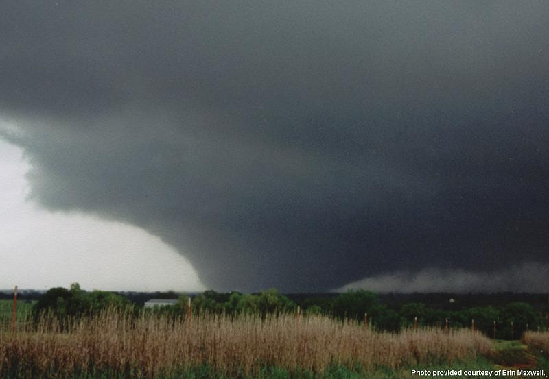 Bridge Creek, OK tornado 1999-05-03