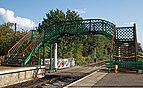 Bridge Epping-Ongar-Railway North Weald Essex England.jpg