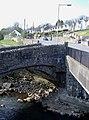 Bridges across the Afon Lwyd - geograph.org.uk - 399122.jpg