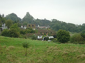 Bree (Middle-earth) - View of Brill village, Buckinghamshire