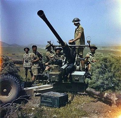 40 mm boforskanon under andra världskriget