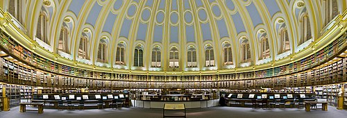 Reading Room, British Museum