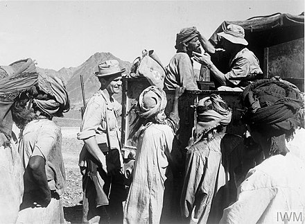 Dhofar Rebellion - Wikiwand