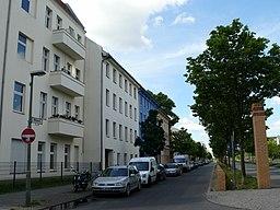 Wederstraße in Berlin