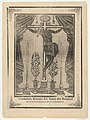 Broadsheet relating to Our Lord of the Hospital (Salamanca, Guanajuato) on a crucifix on an altar MET DP869177.jpg