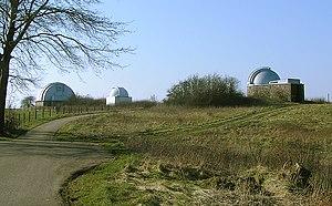 Holbæk Municipality - Image: Brorfelde Observatorium