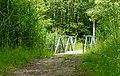 Bruggetje bij observatietoren. Locatie. Nationaal Park Lauwersmeer 02.jpg