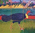 Brush Turkey on tiles.jpg